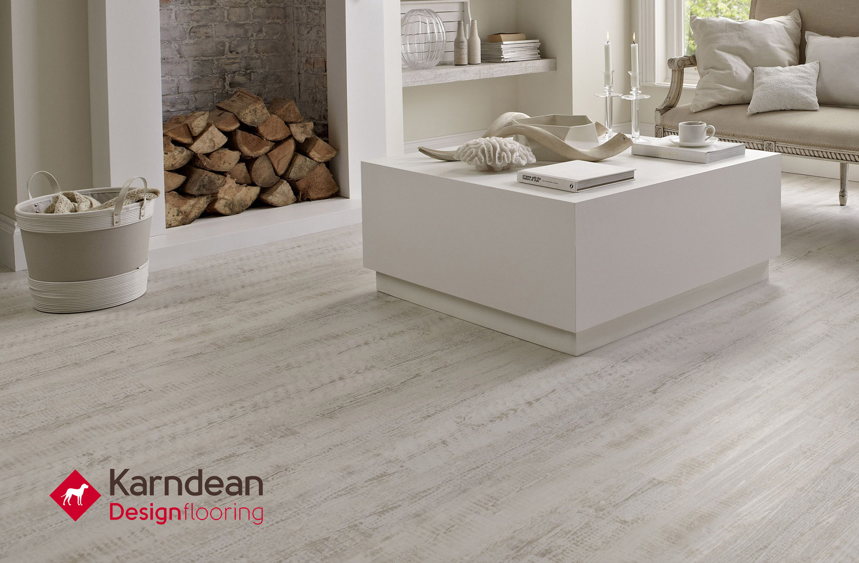Karndean flooring is ideal in any room of the home for Carpet flooring